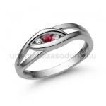E354FR Rubin gyűrű