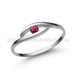 E355FR Rubin gyűrű