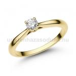 E102SB Gyémánt gyűrű