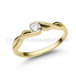 E104SB Gyémánt gyűrű