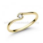E105SB Gyémánt gyűrű