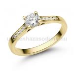 E109SB Gyémánt gyűrű