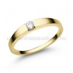 E10SB Gyémánt gyűrű