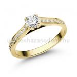 E111SB Gyémánt gyűrű