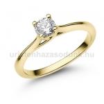E112SB Gyémánt gyűrű