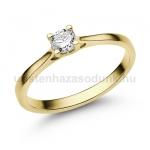 E113SB Gyémánt gyűrű