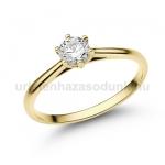 E114SB Gyémánt gyűrű