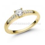 E115SB Gyémánt gyűrű