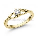 E120SB Gyémánt gyűrű