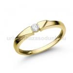 E12SB Gyémánt gyűrű