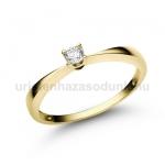 E1SB Gyémánt gyűrű