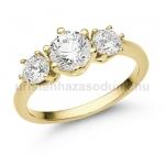 E205SB Gyémánt gyűrű