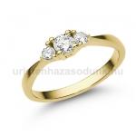 E208SB Gyémánt gyűrű