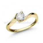 E20SB Gyémánt gyűrű