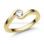 E212SB Gyémánt gyűrű