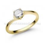 E214SB Gyémánt gyűrű