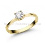 E21SB Gyémánt gyűrű