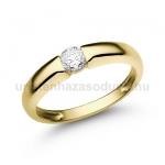 E22SB Gyémánt gyűrű