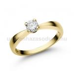 E23SB Gyémánt gyűrű