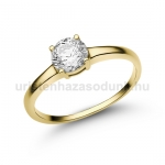 E24SB Gyémánt gyűrű