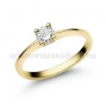 E25SB Gyémánt gyűrű