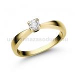 E2SB Gyémánt gyűrű