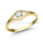 E302SB Gyémánt gyűrű