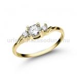 E304SB Gyémánt gyűrű