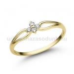 E305SB Gyémánt gyűrű