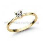 E309SB Gyémánt gyűrű