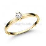E331SB Gyémánt gyűrű
