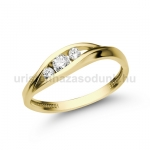 E337SB Gyémánt gyűrű