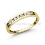 E344SB Gyémánt gyűrű