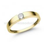 E345SB Gyémánt gyűrű
