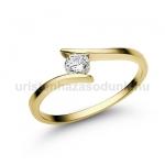 E3SB Gyémánt gyűrű