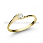 E5B Gyémánt gyűrű