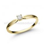 E8SB Gyémánt gyűrű