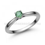 E102FS Smaragd gyűrű