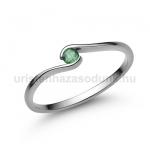 E105FS Smaragd gyűrű