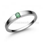 E10FS Smaragd gyűrű