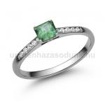 E110FS Smaragd gyűrű