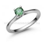 E112FS Smaragd gyűrű