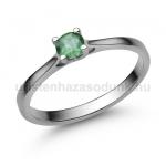 E113FS Smaragd gyűrű