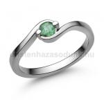 E116FS Smaragd gyűrű
