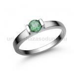 E13FS Smaragd gyűrű