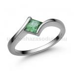 E202FS Smaragd gyűrű