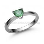 E203FS Smaragd gyűrű