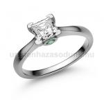 E206FS Smaragd gyűrű