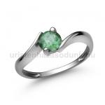 E20FS Smaragd gyűrű