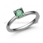 E211FS Smaragd gyűrű